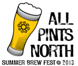 SOLD OUT – All Pints North Summer Brew Fest