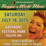 Bayfront Reggae & World Music Festival
