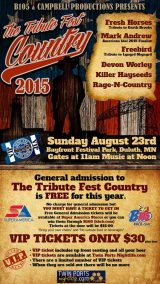 The Tribute Fest Country